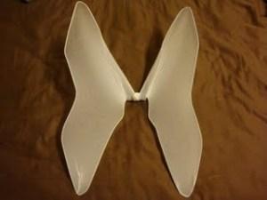 asas de fada
