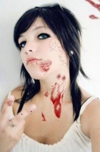 sangue falso